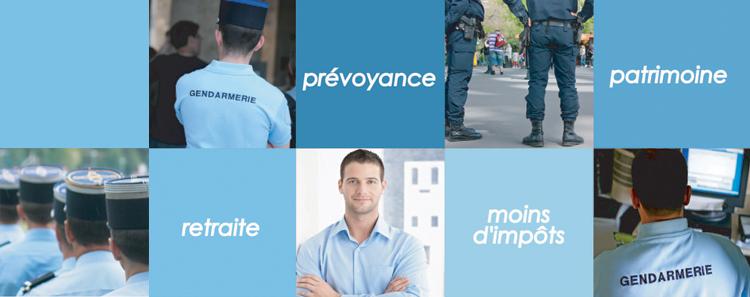 investissement immobilier gendarme